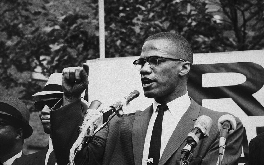 a comparison of racism in black boy and malcolm x Start studying chapter 25 - the civil rights movement (part i he was a 14-year old black boy who was he was significant because he made malcolm x as his.