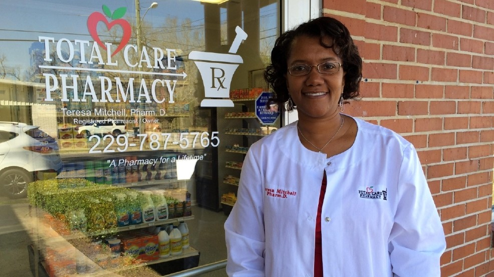 First Black-Owned Pharmacy