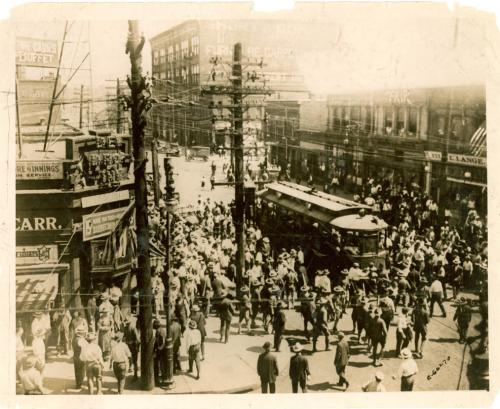 east st louis Race Riots 1917