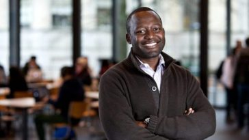 Moovn creator and CEO Godwin Gabriel (photo via urbvangeekz.com)