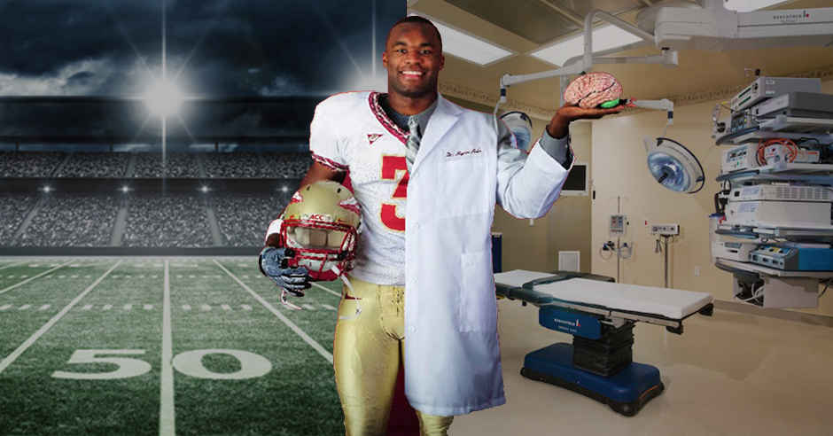 Myron Rolle's Transition From The NFL To The Operating Room