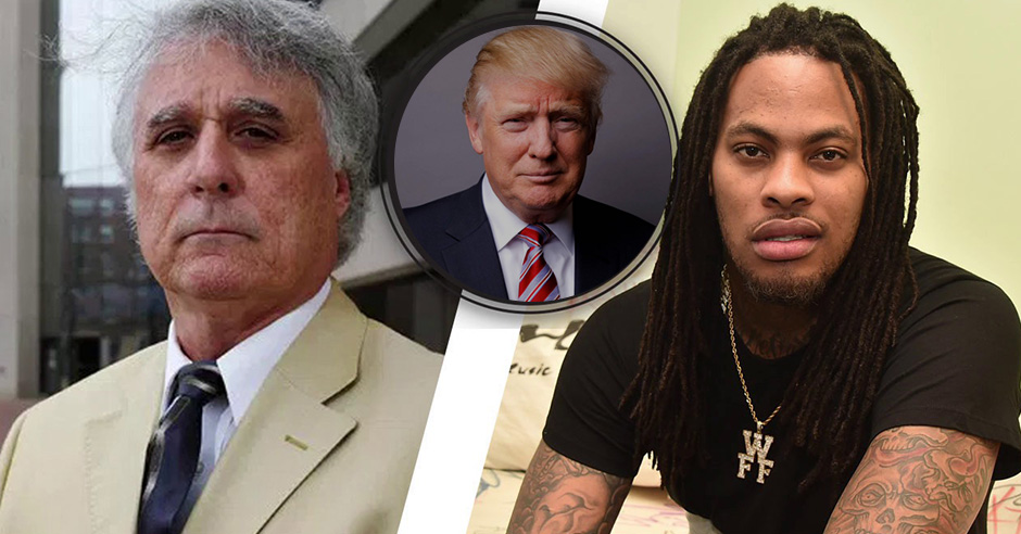 Radio Host Calls Waka Flame A 'Greasy Black Ni**er' For Using Trump Tee To Wipe His Sweat
