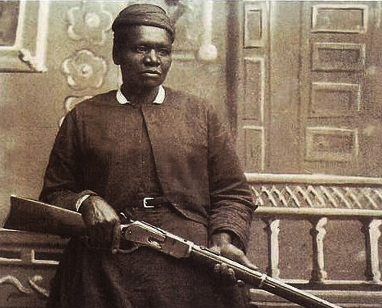 Share Our History: Stagecoach Mary Fields – Wild West Badass and First Black Woman to Carry the Mail