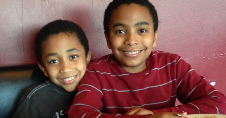 Genius Brothers, 11 and 14 Years Old, Graduate from High School and College