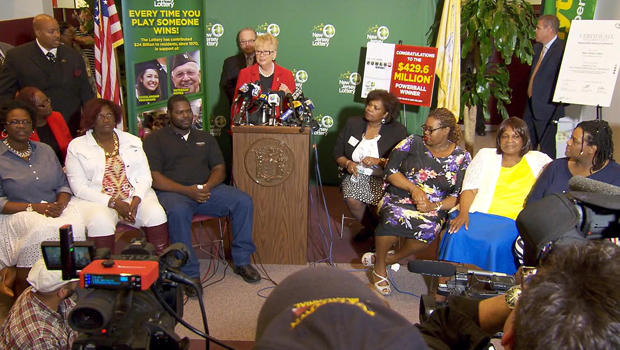 Family That Won $429.6 Million Powerball Jackpot Uses Winnings To Improve Their Community