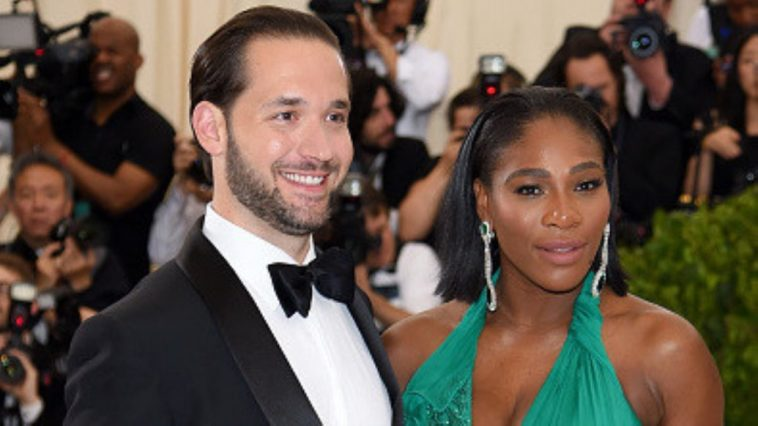 Image result for serena and husband