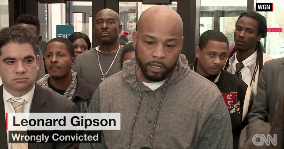 Video: 15 Chicago men exonerated due to police misconduct