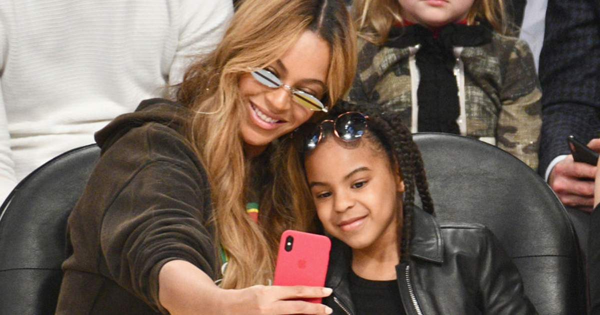 Beyonce refuses to pay $10M for daughter Blue Ivy's name
