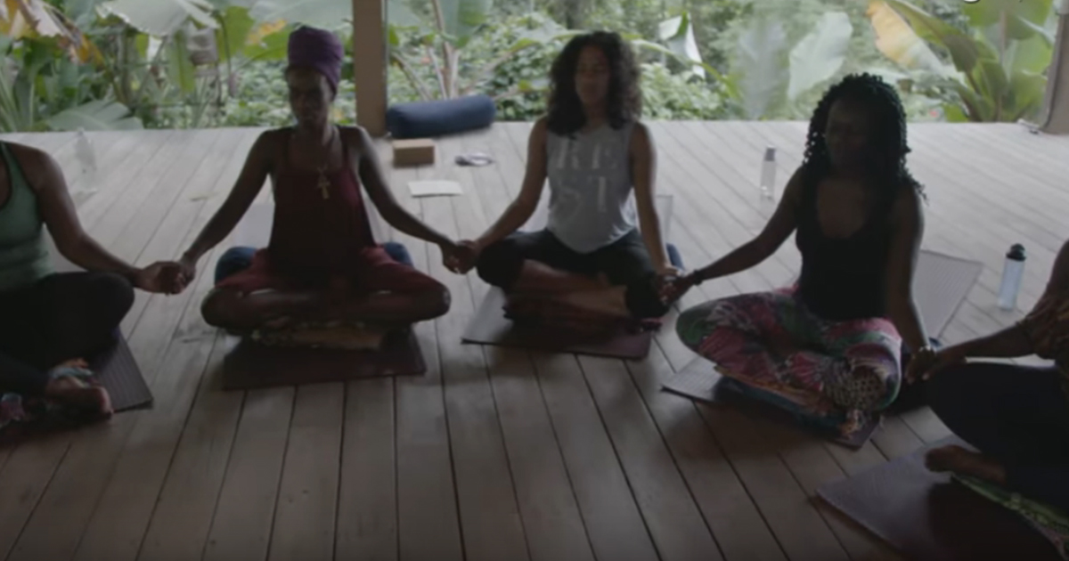 Women of color healing retreat offers Black women a vacation from White people