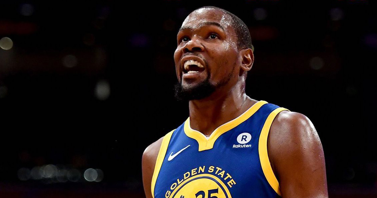 Kevin Durant Invests $10 Million to Help Disadvantaged Youth Get into College