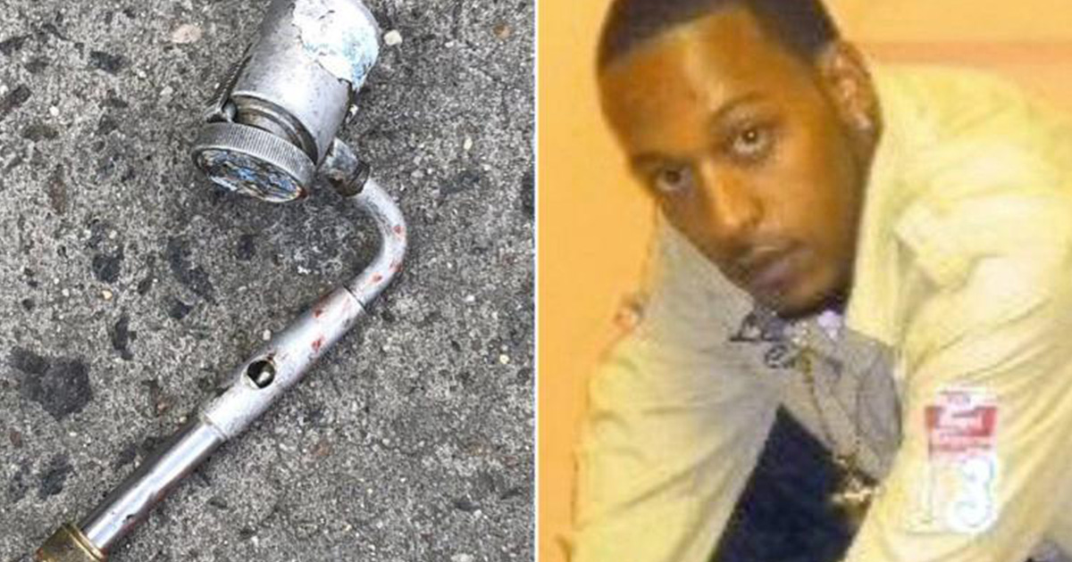 New York Police shoot and kill man after mistaking a metal pipe for a gun