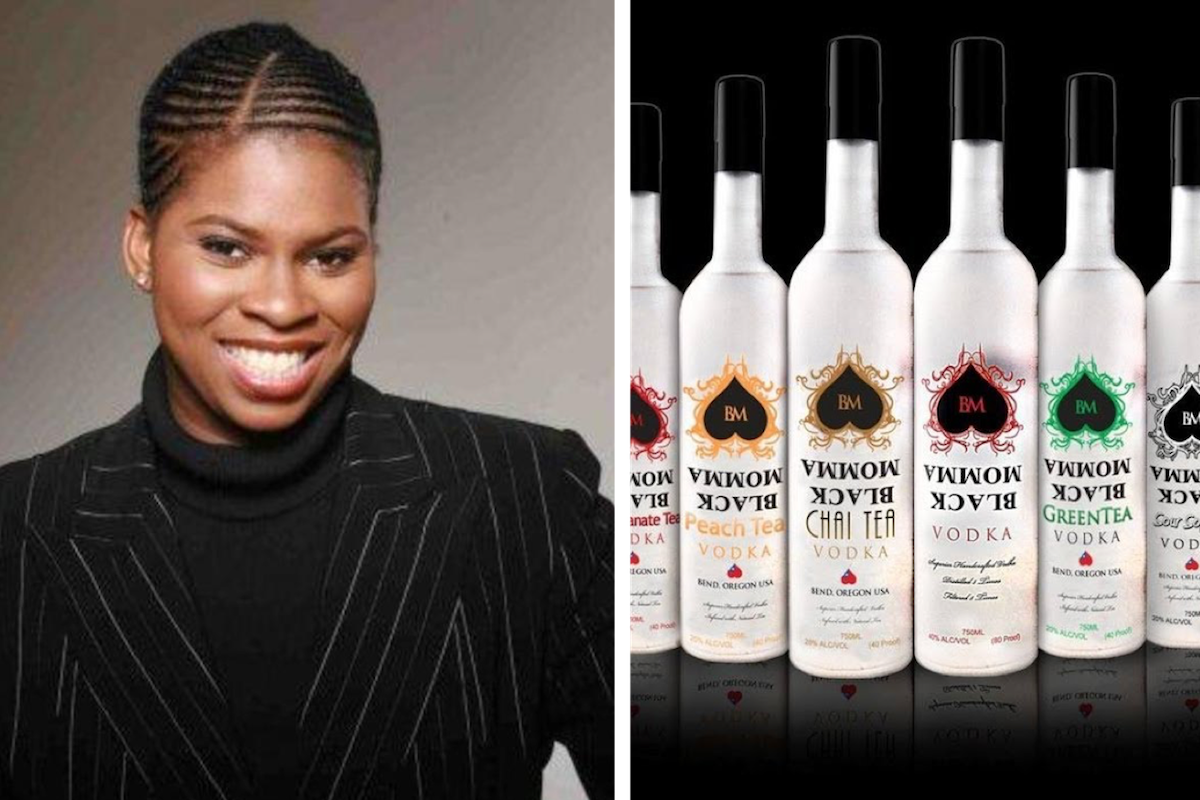 Meet the First African-American Woman Distiller and Operator of a Nationally Distributed Vodka Brand - Black Momma Vodka - Black Main Street